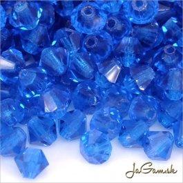 Slniečka 4 mm modrá 30 ks (7032mc)