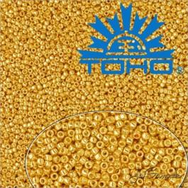 Toho Rokajl 8/0 PermaFinish - Galvanized Starlight č.PF557 25g