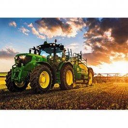 Diamantové maľovanie - Traktor 50x40 cm (ml020)