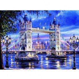 Diamantové maľovanie - Most 40x50 cm (ml022)